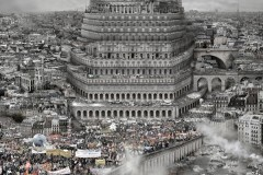 The tower of Babel: Old europe, 2010