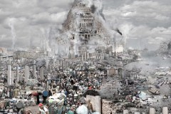 The tower of Babel: Pollution, 2011