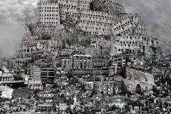 The tower of Babel : Destruction. 2010